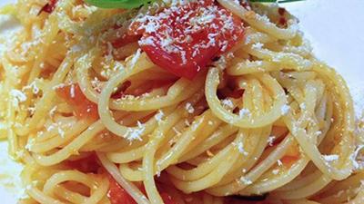 طرز تهیه پاستا پیاز غذایی گیاهی