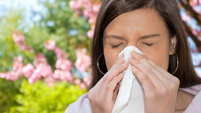 ۴ آنتیهیستامین طبیعی برای مبتلایان به آلرژی