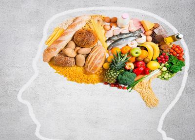 مغزی توانمند با «رژیم غذایی مایند»