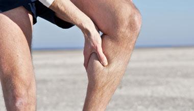 آموزش راهکارهایی برای رفع گرفتگی عضلات پا