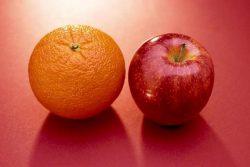 سیب سالم تر است یا پرتقال؟