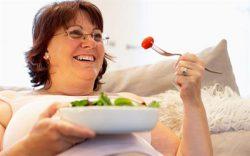 از اضافه وزن بعد  از دوران یائسگی جلوگیری کنید..!
