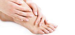 راهکارهایی برای جلوگیری از تیرگی پوست دست و پا