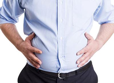 آب کردن شکم به کمک روشهای طبیعی
