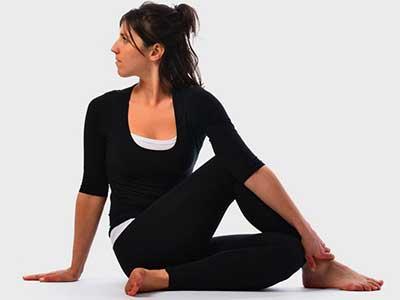 برای رهایی از یبوست یوگا را امتحان کنید..!