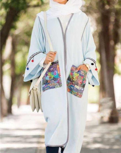 مدل مانتو کیمونو زنانه و دخترانه 98